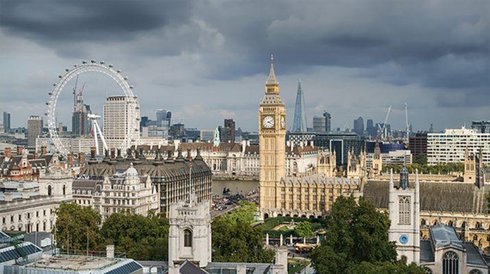 Foto Lord Archer: «La mia Londra»