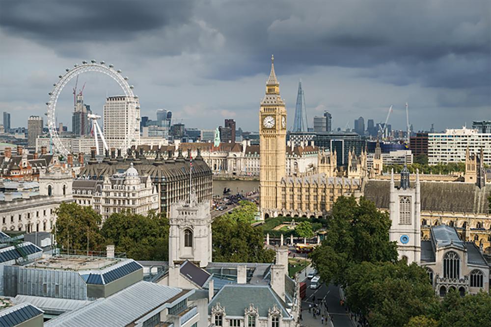 Lord Archer: «La mia Londra»