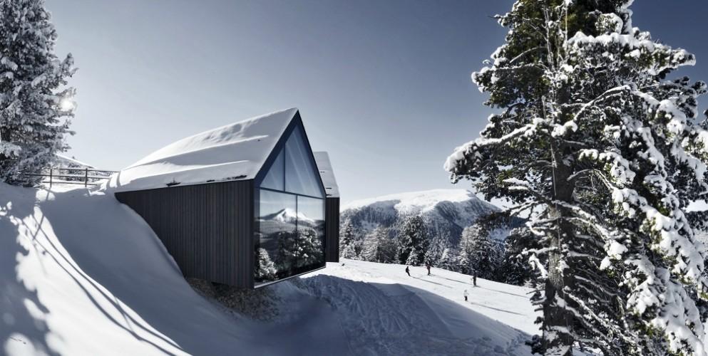 Rifugi ecosostenibili e di design, un modo diverso di vivere la montagna