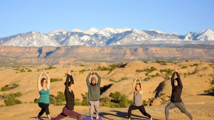 Foto Fitness travel: 8 idee di viaggio tra sport e benessere