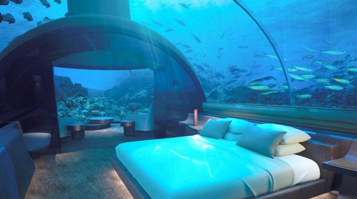 Foto L'esperienza più esclusiva? Sotto il mare