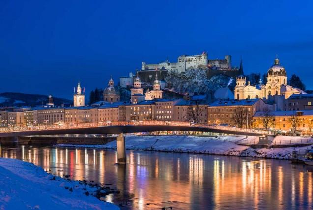 Natale in Austria, nei luoghi di Stille Nacht