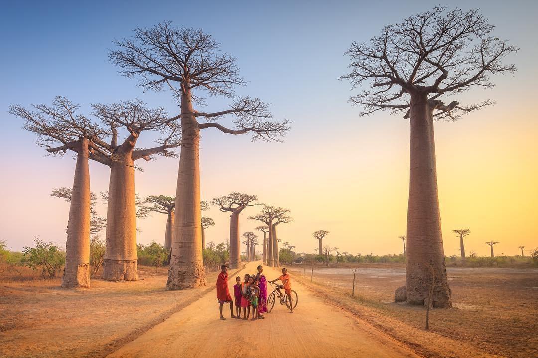 16 posti bellissimi in Africa