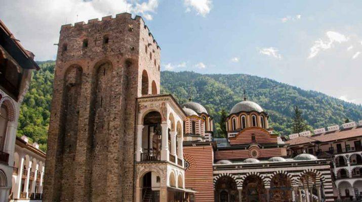 Foto Monasteri in Bulgaria