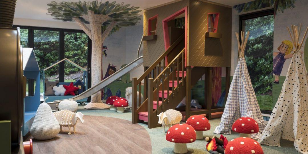 Kids-friendly: 20 hotel a misura di bambino
