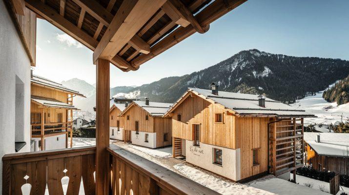 Foto Vacanze sulla neve: 14 case in affitto