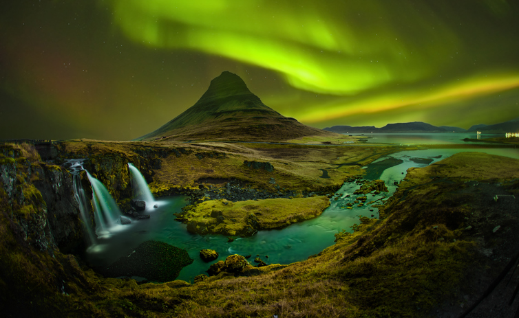 Aurore boreali: il più grande spettacolo