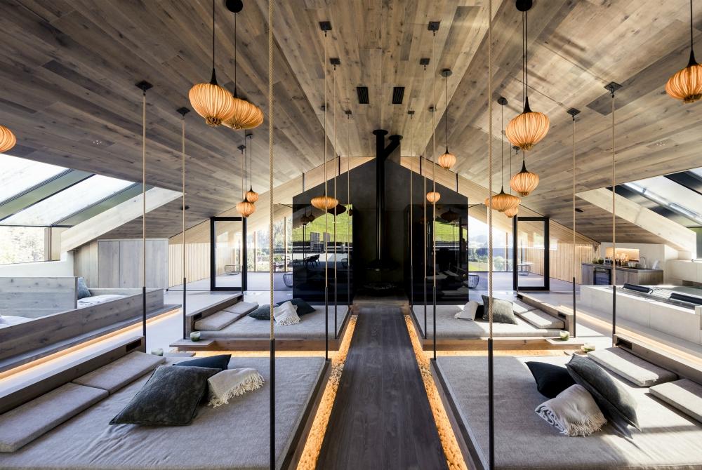 Rifugi ecosostenibili e di design