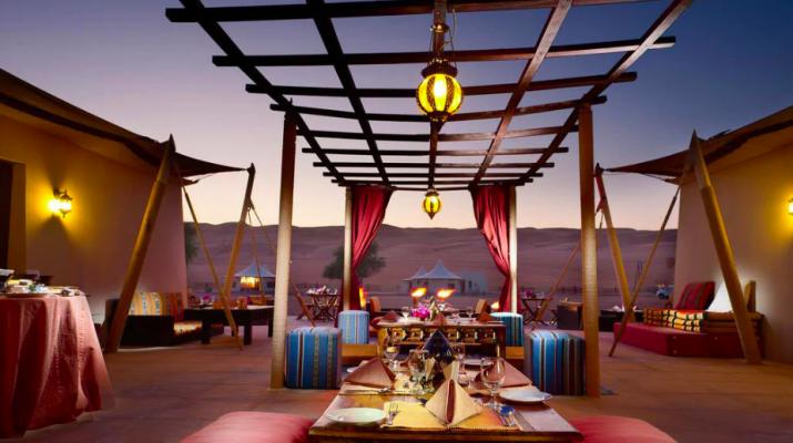 Foto Hotel nel deserto: i più incredibili