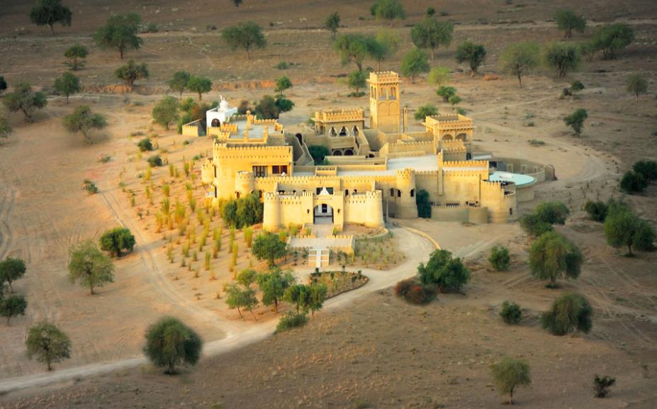 Hotel nel deserto: i più incredibili