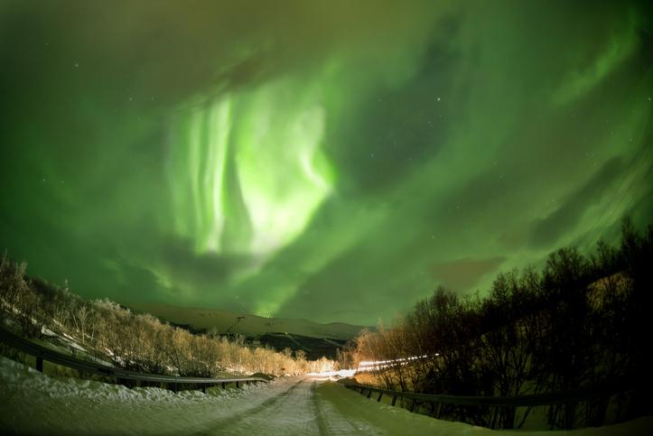 Aurore Boreali Travel Issue Inverno 2018
