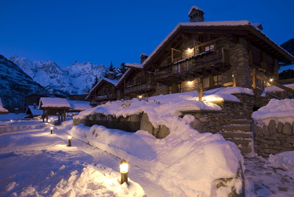 Vacanze sulla neve: 14 case in affitto