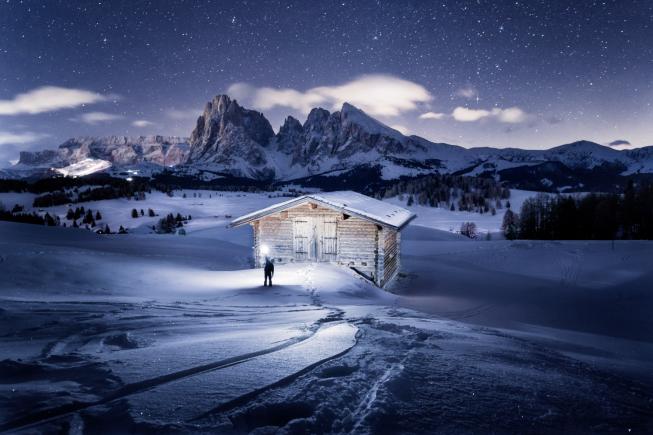 dove dicembre cover speciale neve speciale vacanze natale