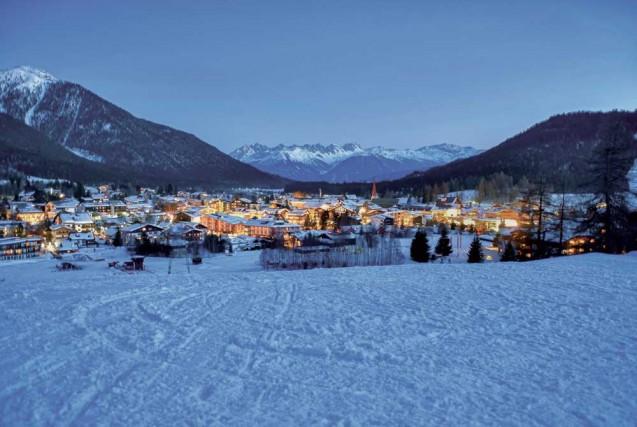 Austria, vacanze sulla neve a Seefeld