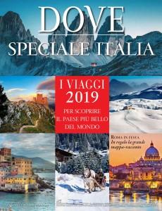 Copertina Dove Speciale Italia: i viaggi del 2019