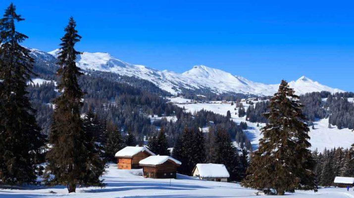 Foto Montagna: le 10 località segrete delle star