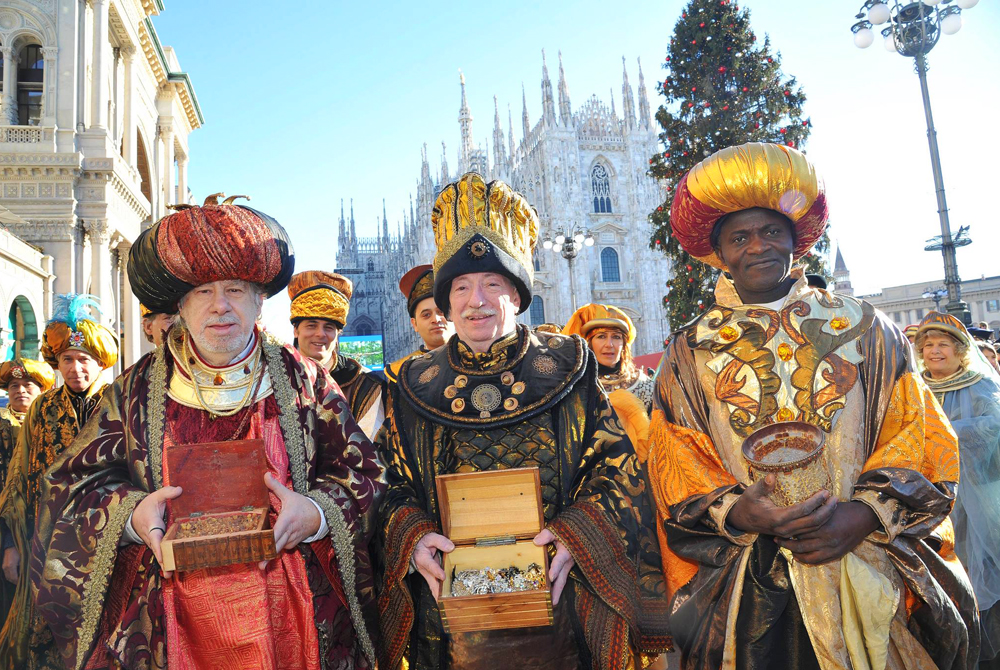 Tutte le feste del 6 gennaio: non solo Re Magi e befane