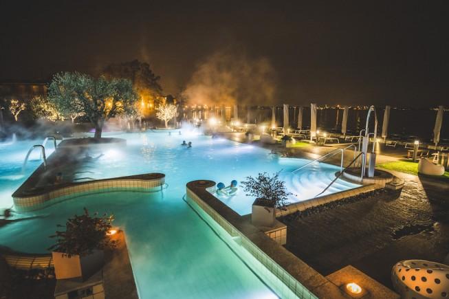 Aquaria Thermal Spa di Terme di Sirmione