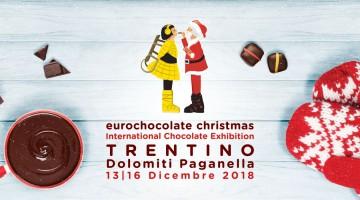 La locandina di Eurochocolate Christmas 2018