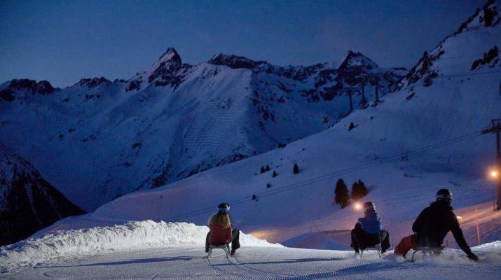 Foto Le piste da slitta più belle d'Europa