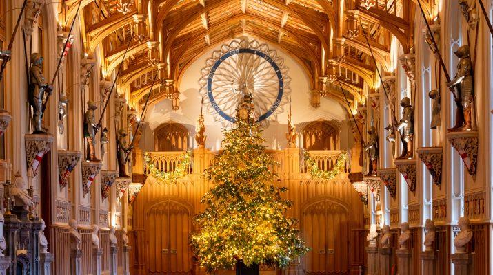 Foto Regno Unito da scoprire: Natale con i Reali