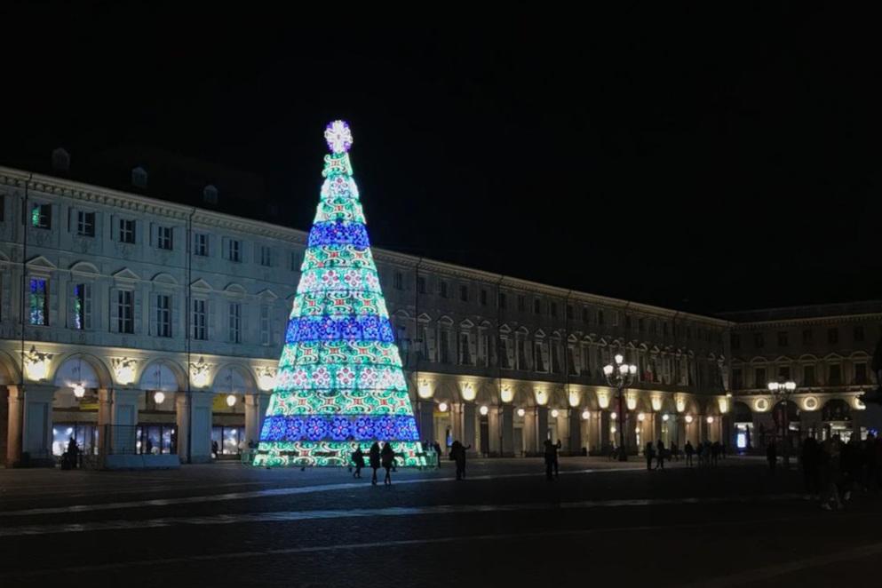 Albero Di Natale A Torino.A Torino Per Un Natale Magico Tutti Gli Appuntamenti Da Non Perdere