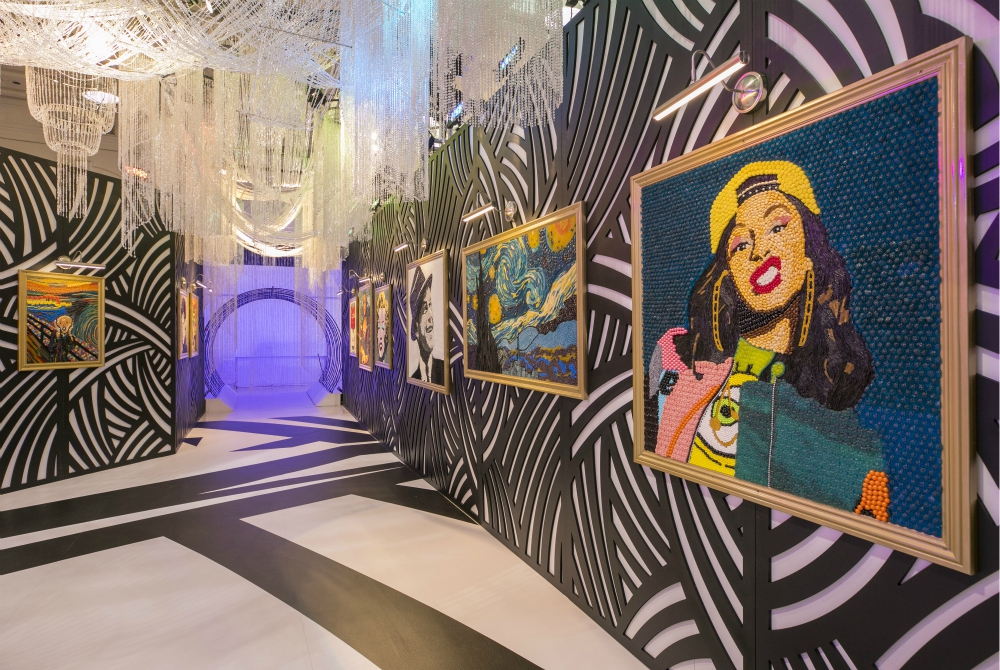 Musei pop-up: Candytopia a Los Angeles