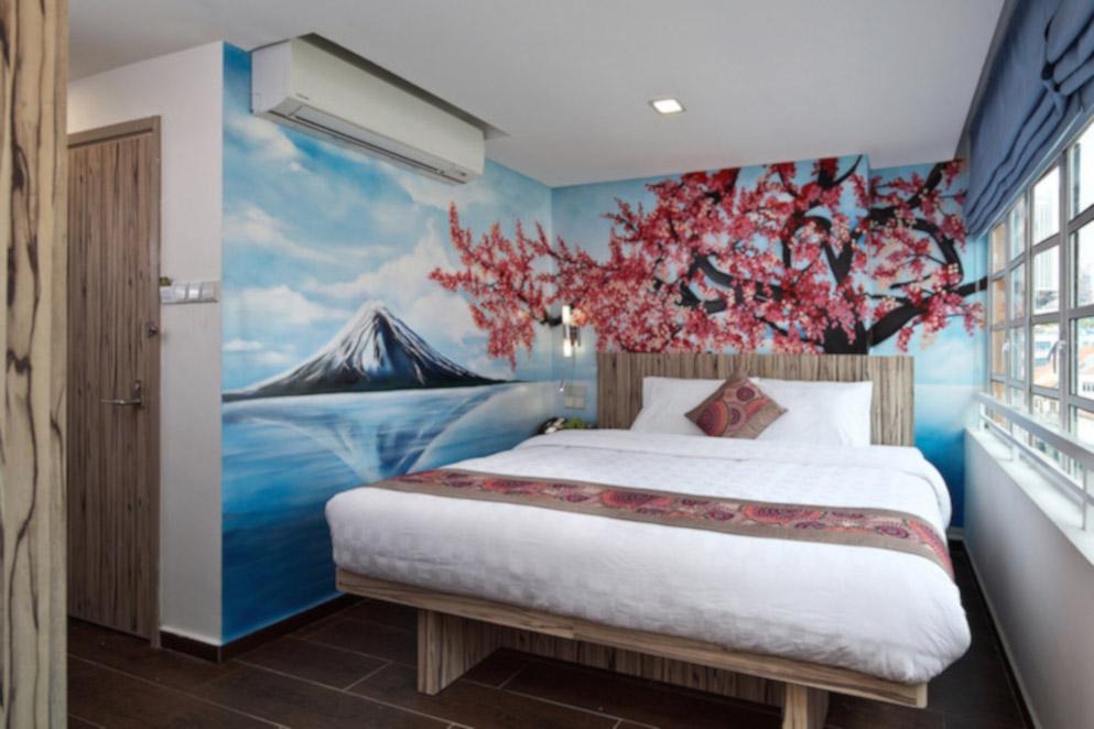 I venti art hotel più belli del mondo