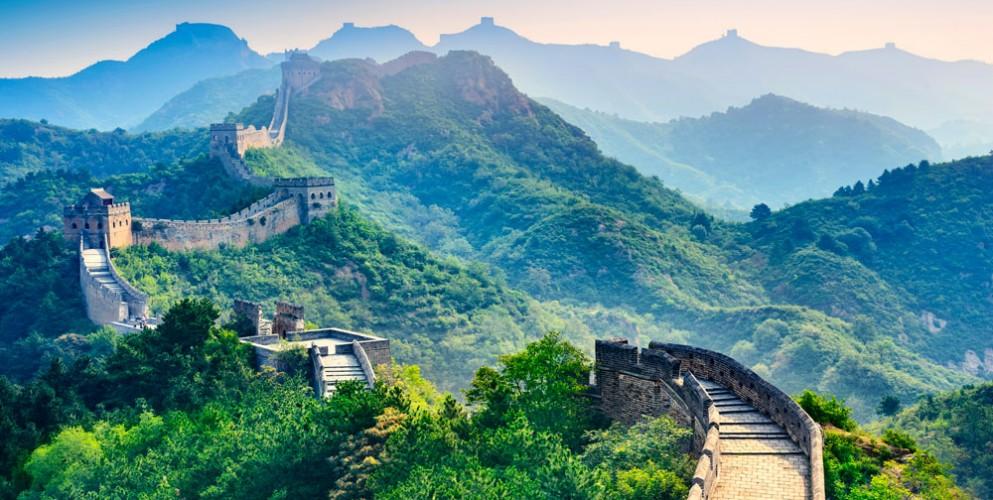 In Viaggio con Dove in Cina, da Pechino a Shanghai