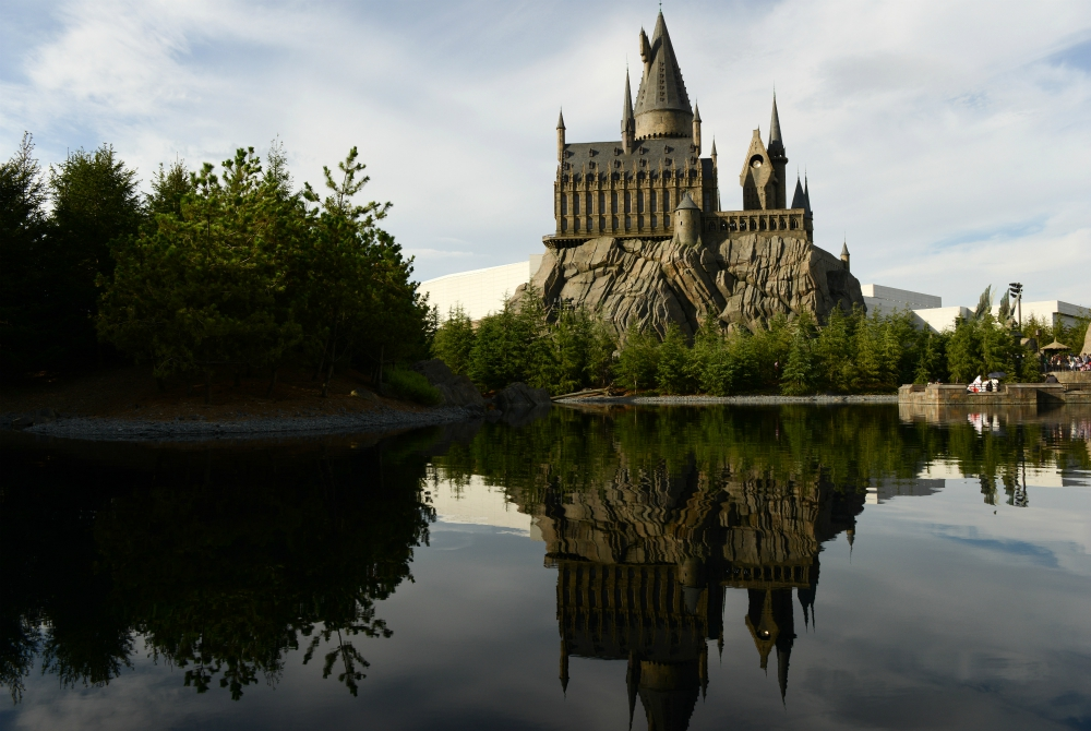 Vivere nel mondo di Harry Potter