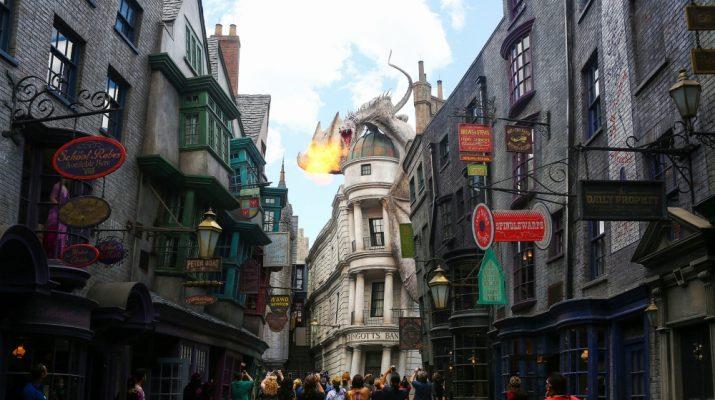 Foto Vivere nel mondo di Harry Potter