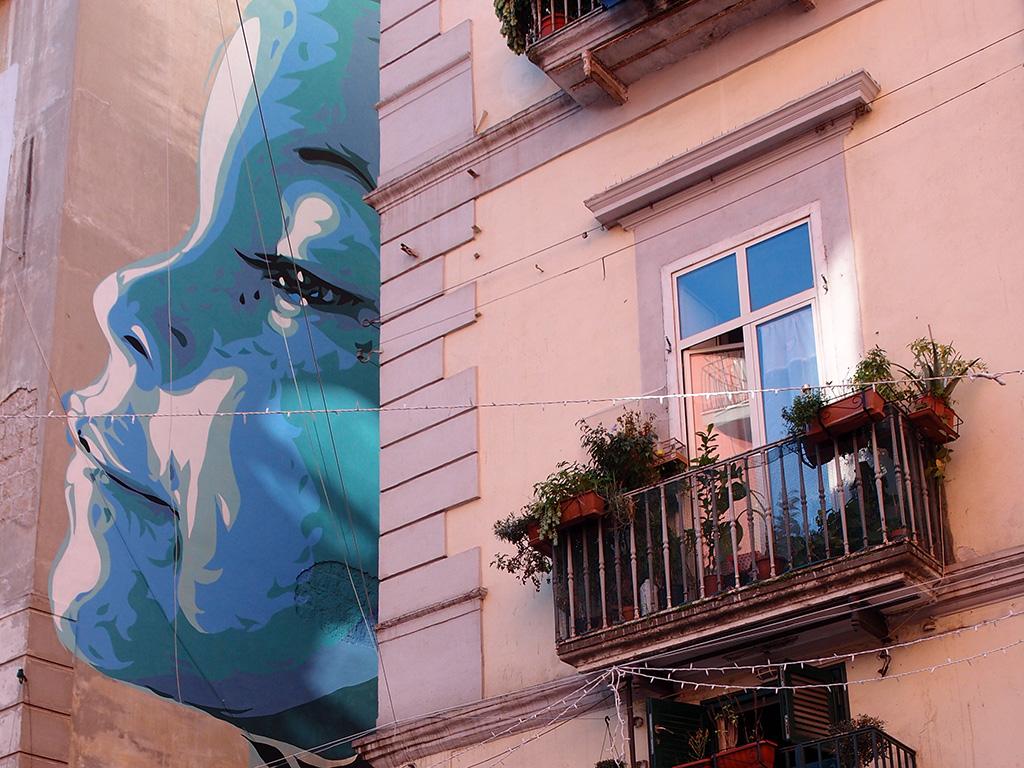 I nuovi mille colori di Napoli
