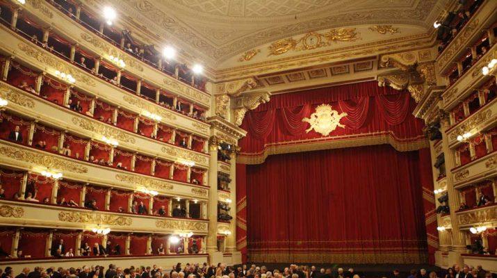 Foto 10 teatri d'Opera da scoprire