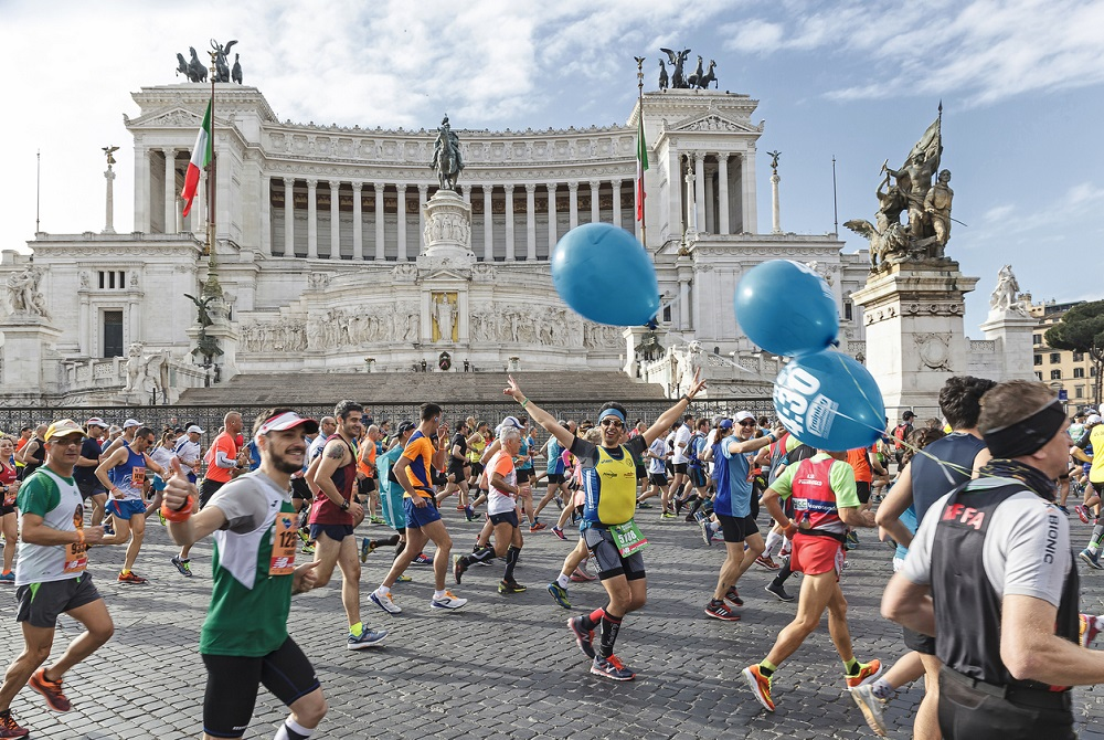 Roma: 7 aprile 2019