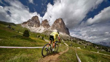 E-mountain bike in Italia