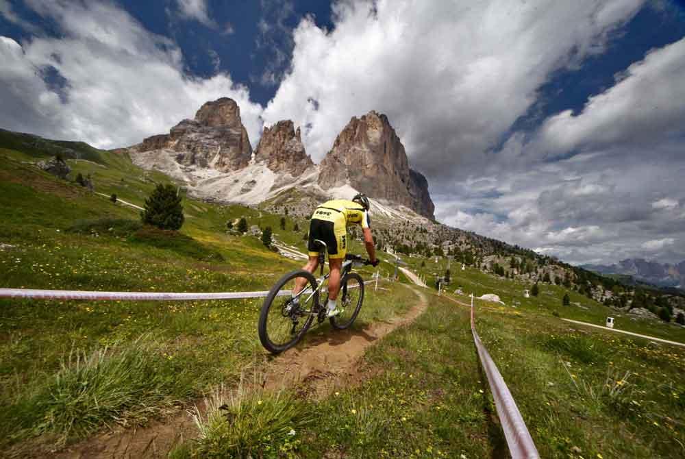 E-mountain bike in Italia