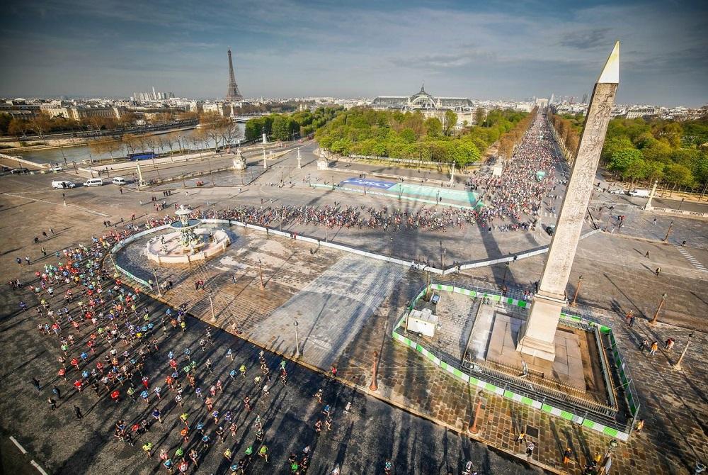 Parigi: 14 aprile 2019
