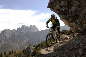 E-mtb: itinerari più belli in Italia e nel mondo
