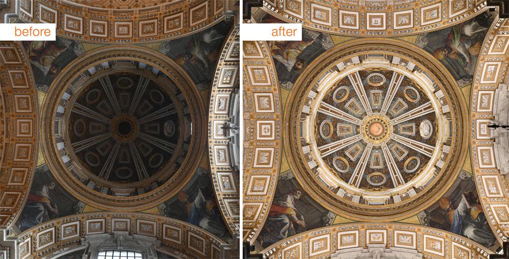 Cappella clementina
