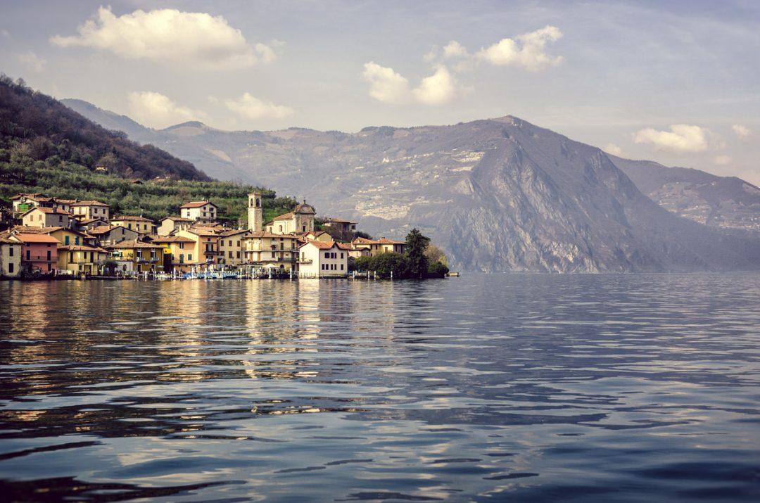 Monte Isola, Italia