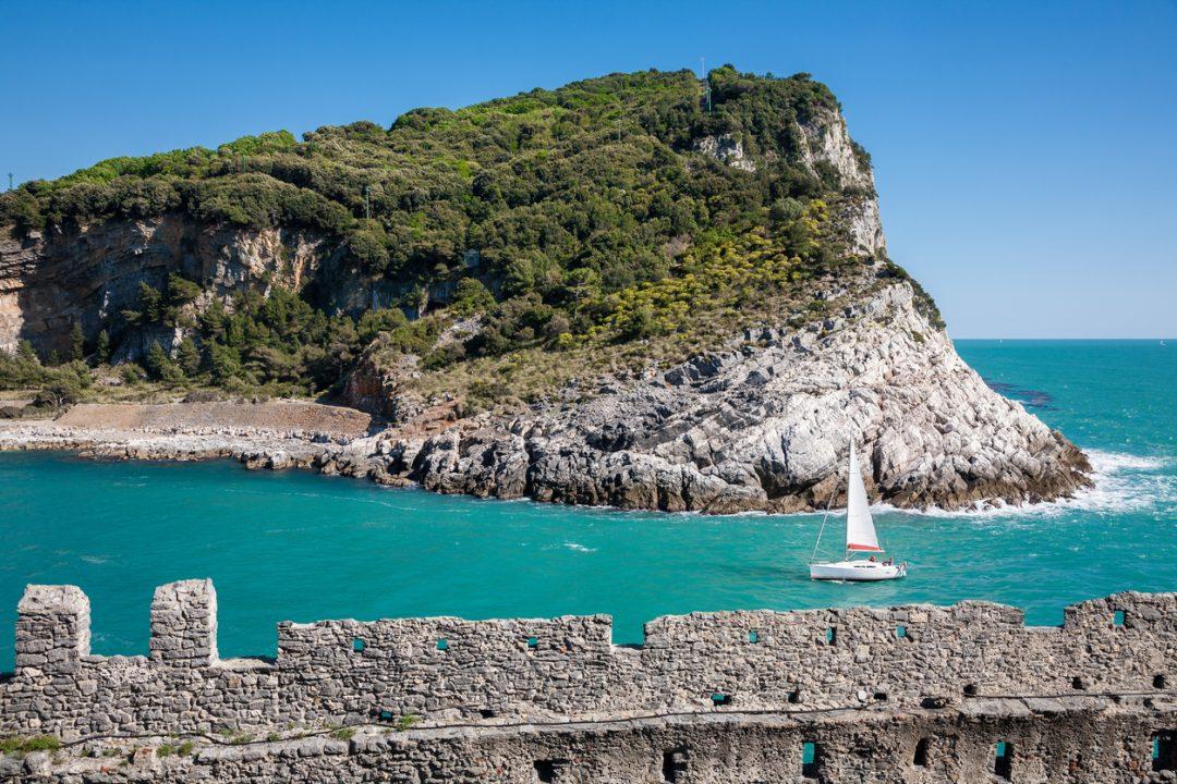 Palmaria, Liguria