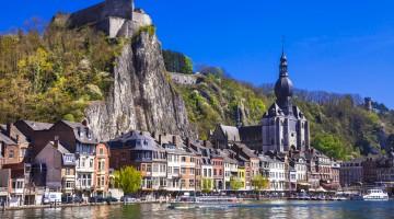 Beautiful Dinant,Belgium/