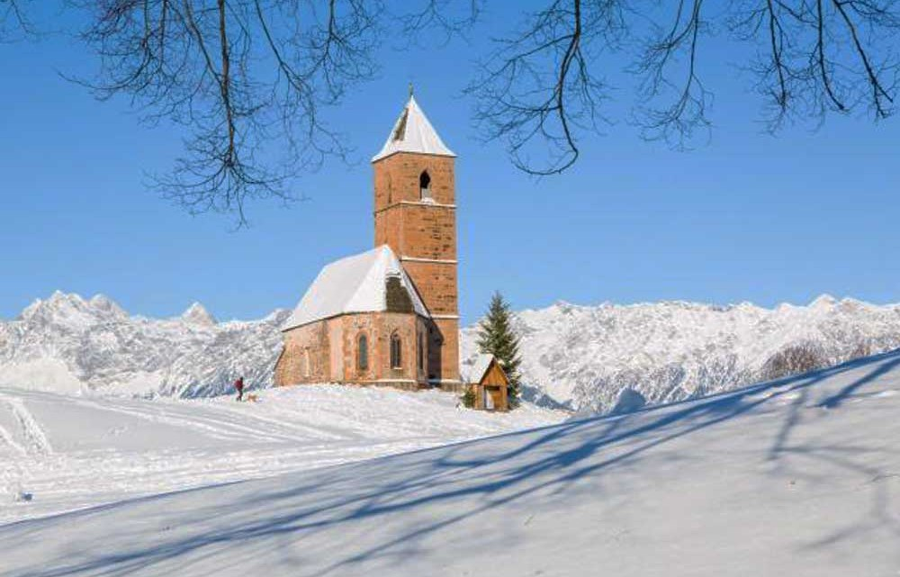 Avelengo, 10 idee per vivere l'Alto Adige sulla neve (ma fuori dalle piste)
