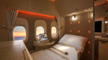Emirates/First Class Private Suites