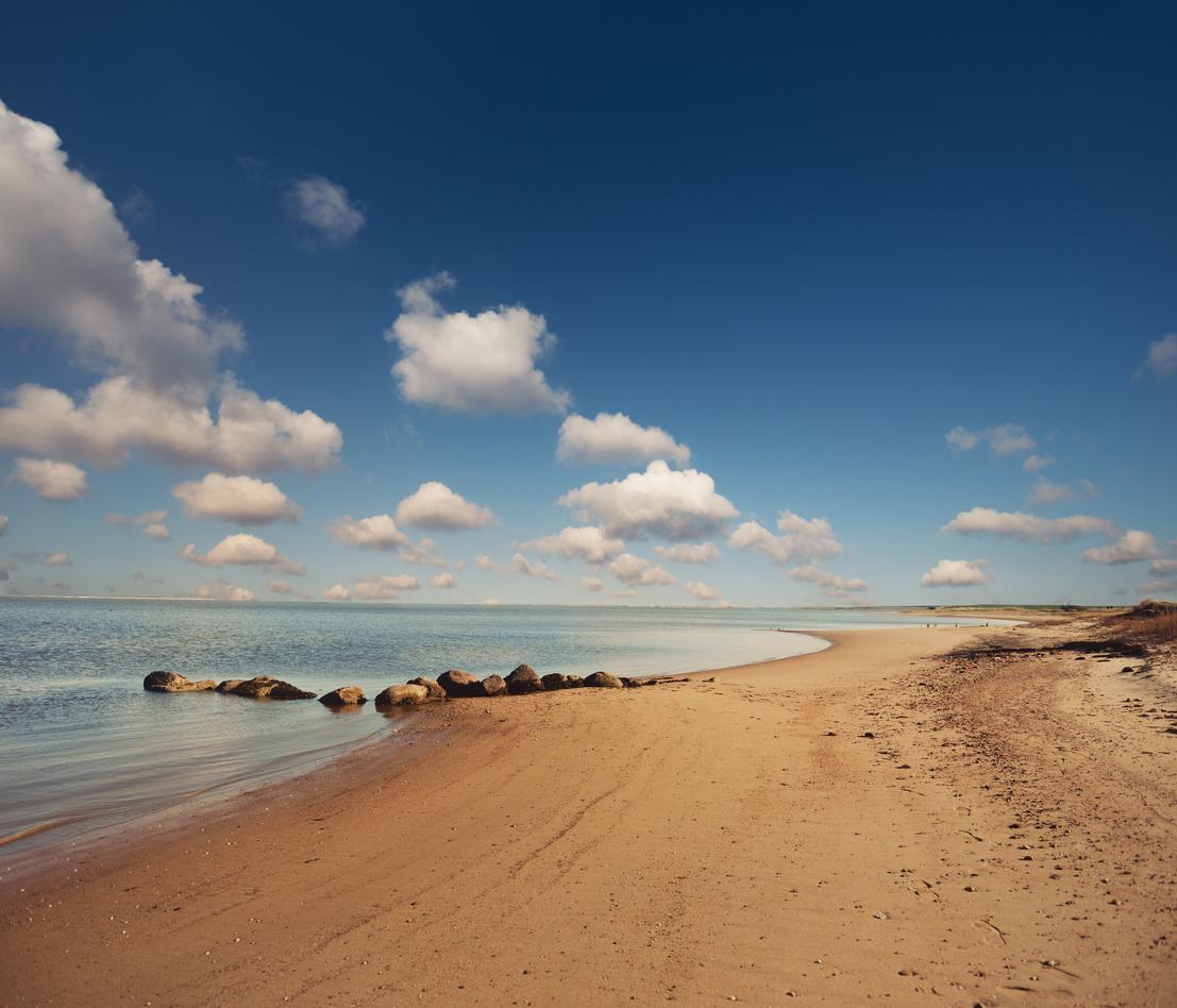 Tra le spiagge più belle del mondo, quelle dell'isola di Amrum in Germania