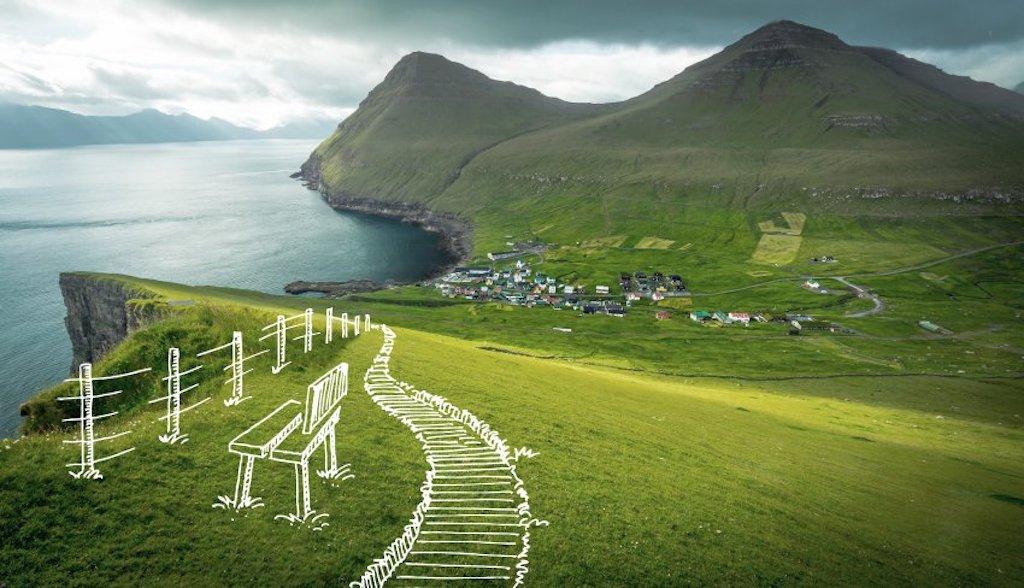 """Le isole Faroe """"chiuse per lavori"""""""