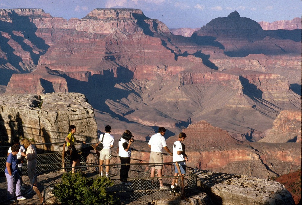 Grand Canyon National Park, 100 anni nel 2019