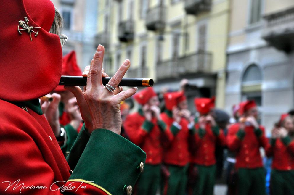 Ivrea: il Carnevale più pazzo d'Italia