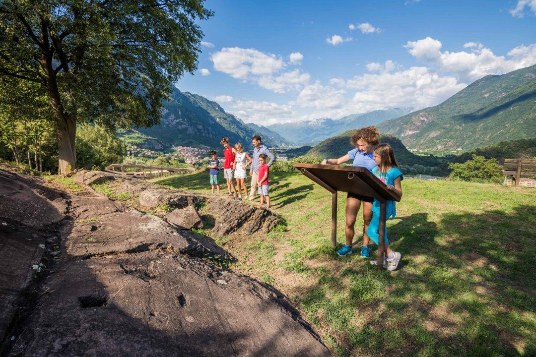 Weekend in Val Camonica, outdoor