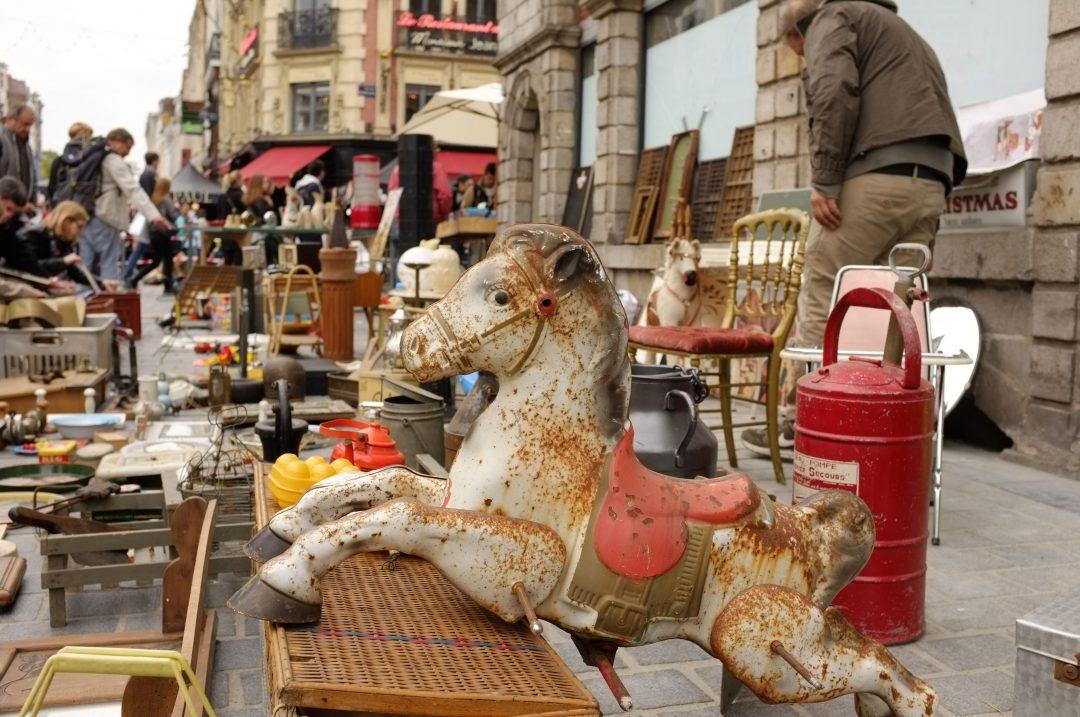 Vintage che passione: i più bei mercatini del mondo
